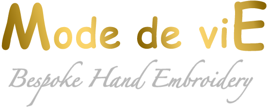 Mode de viE - Customized hand embroidery company in India